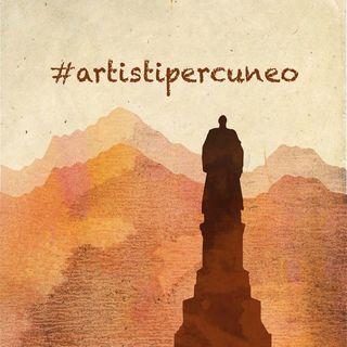 Artisti per Cuneo - Intervista a Roberta Formisano e ad Alessandro Cerato