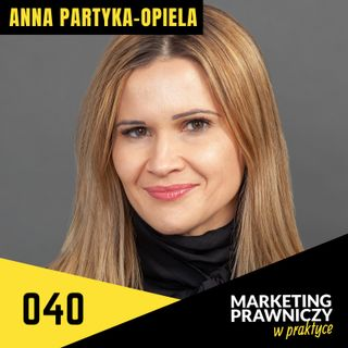MPP#040 Legal design w praktyce - Anna Partyka-Opiela
