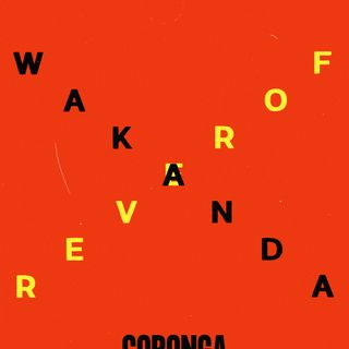 #54 - Quadras de Wakanda