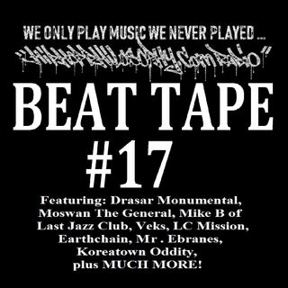 Beat Tape #17 - HipHop Philosophy Radio