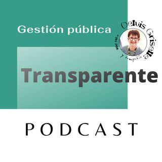 Gestión pública transparente