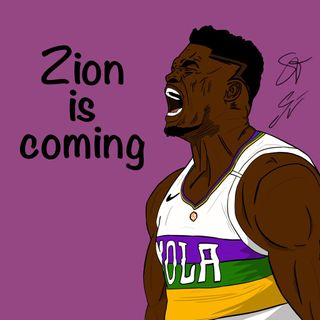 EP41: Zion is coming