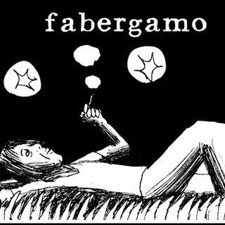 """FABERGAMO """"Dammi quello che vuoi, io quello che posso"""" Intervista di Gerardo Ferrara a Vito Reina e Agostino Marra."""