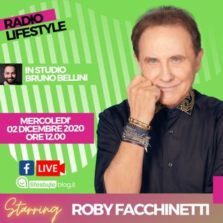Starring: Roby Facchinetti