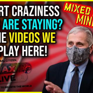 Mixed Martial Mindset: Masks Are Staying Concert Craziness And Oh Yea MMA!