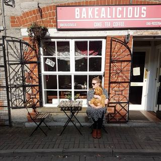 Eimear Reynolds-Baker & Owner of Bakealicious