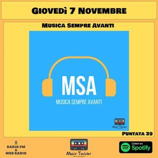 Musix Twister - 7 Novembre