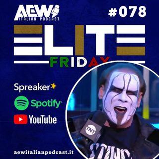 Elite Friday - Episodio 78