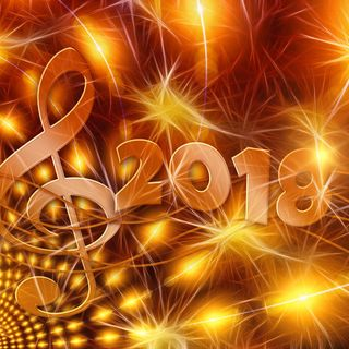 2018 New Years Party Mix