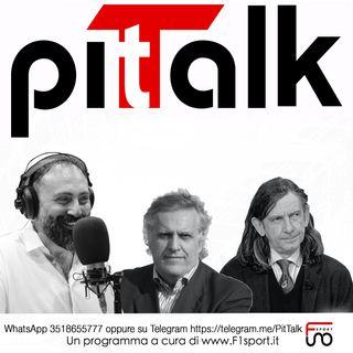 Pit Talk- F1 - Scontro Granato - Terruzzi su Binotto