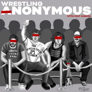 INTRODUCING: Wrestling Anonymous