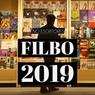 Los No Escritores conversan: Algunos comentarios (casi en vivo) a la Filbo 2019