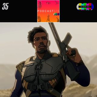 35. What If? 1x06: Killmonger Rescued Tony Stark?