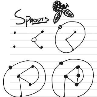 Sprouts, i germogli della matematica.