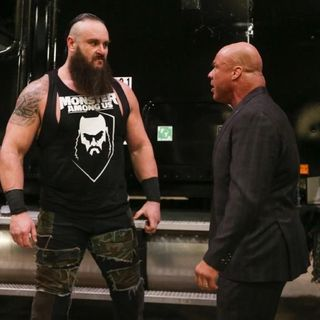 Curb Stomp, Raw 25 & Braun's Path of Destruction