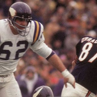 Interview with former Vikings and Chargers legend Ed White