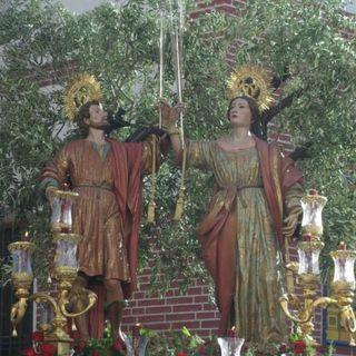 Santos Ciriaco y Paula, mártires