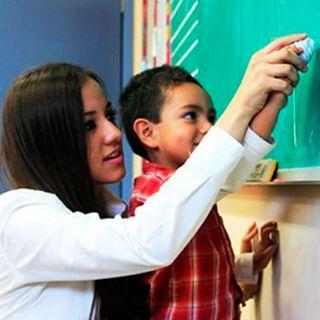 Estrategias para maestros con Cristina Díaz