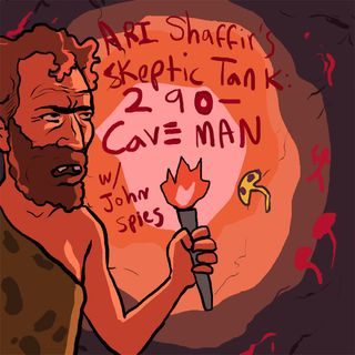 #290: Cave Man (John Spies)