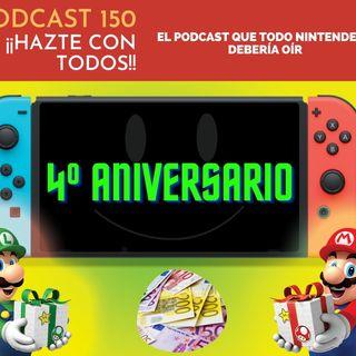 Podcast 150 - ¡Hazte con todos!