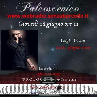 Alessio Granato. Teatro Trastevere 20 e 21 giugno