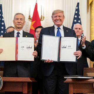 S03 E16 - Cina-Stati Uniti: è tregua?