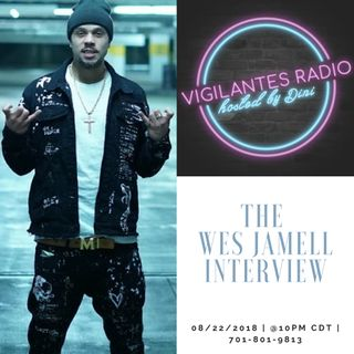 The Wes Jamell Interview.