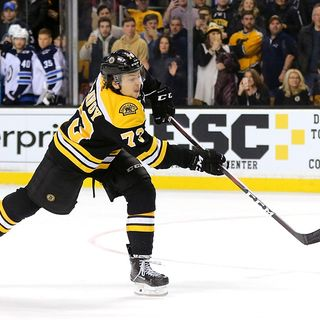 Charlie McAvoy's Feeling Good After Missing 15 Bruins Games
