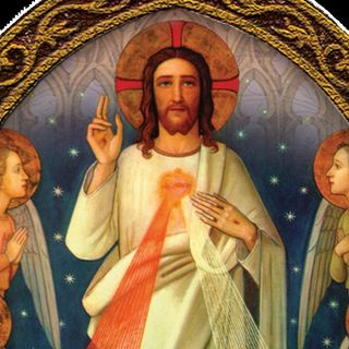 June 25 Divine Mercy Chaplet Live Stream 7:00 a.m.