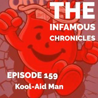 E159: Kool-Aid Man 🥤