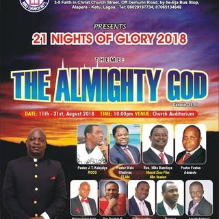 The Almighty God