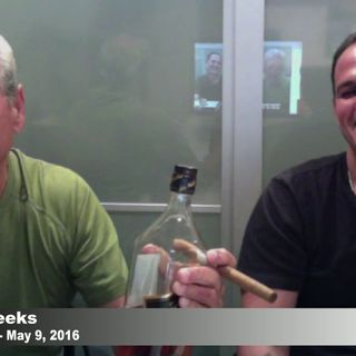 "Stogie Geeks 186 - ""Start Your Own Band"""
