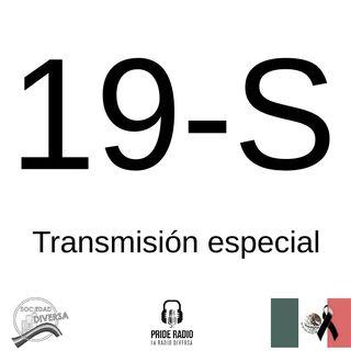 Transmisión Especial 19S México