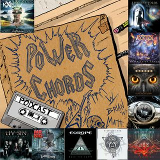 Power Chords Podcast: Track 10--Our Favorites of 2017