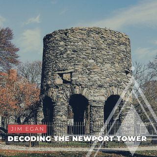 S03E06 - Jim Egan // Decoding the Newport Tower