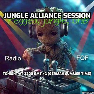 Jungle Alliance Session w. DJ Kosine