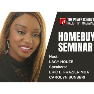 Homebuyer Seminar with Lacy Houze
