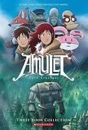 Episode 106 - Amulet by Kazu Kibuishi