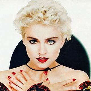 Madonna in Sessions