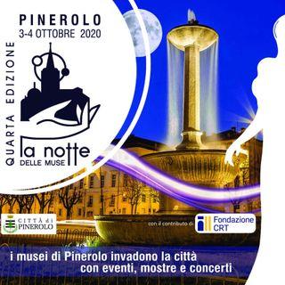 Pinerolo, Notte delle Muse 2020 - Intervista a Martino Laurenti