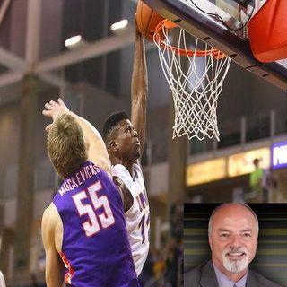 Wes Washpun dunk vs. Evansville