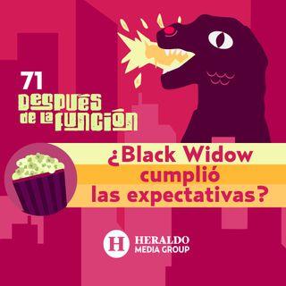 Black Widow, Monsters at Work y Gossip Girl | Después de la Función: Películas y series en streaming