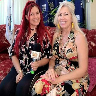 Interview with TV Show Host Mayra Fernandez fot GC Entertainment