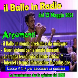 il ballo in radio di Tony Mantineo 208