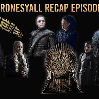 The #ThronesYall Recap Show - Episode 3