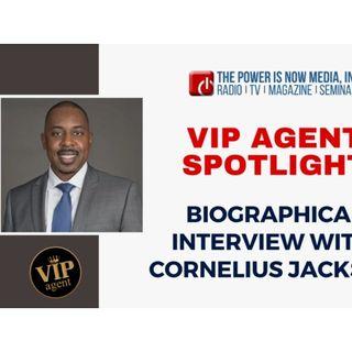 Power Agent Spotlight: Biographical Interview: Cornelius L. Jackson