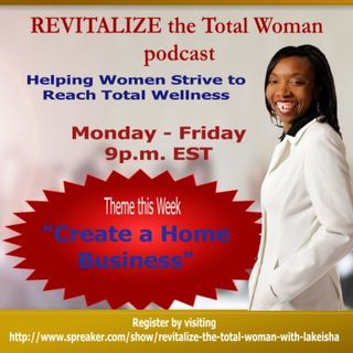 Create A Home Business (1 Of 5)