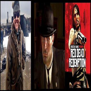 David Barnes/Red Dead Redemption