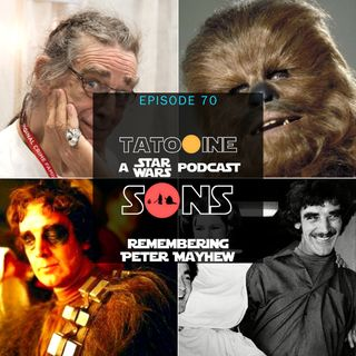 Tatooine Sons Celebrates the Life of Peter Mayhew