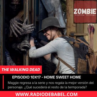 The Walking Dead 10x17 - Home Sweet Home